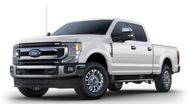 2020 Ford F-250 XLT Truck